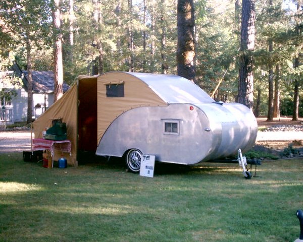 Saplans homemade teardrop camper plans for Fine woodworking magazine discount